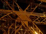 Eiffel Tower steel structure